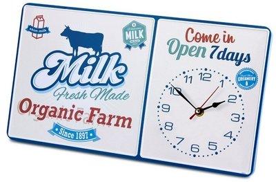 Balvi Milk 40 cm klok
