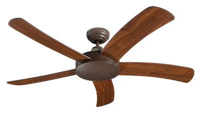 CasaFan Falcetto bruin plafondventilator 132 cm