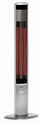 Bartscher ST1800 elektrische terrasverwarming