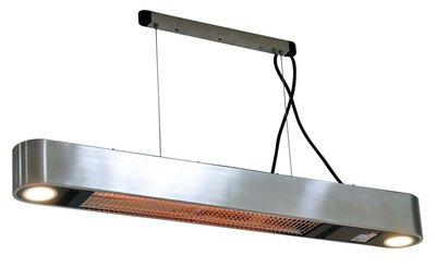 Qlima PEC 3015 S elektrische terrasverwarming