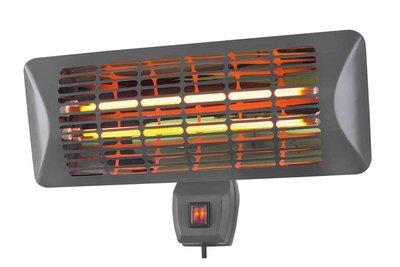 Eurom Q-time 2000 elektrische terrasverwarming