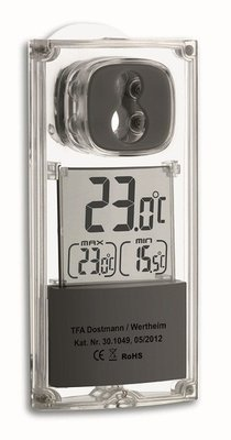 TFA Solar Glass thermometer