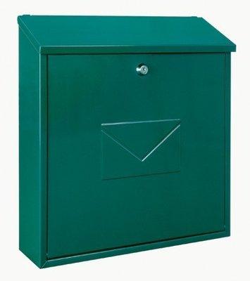 Rottner Tresor Firenze groen brievenbus