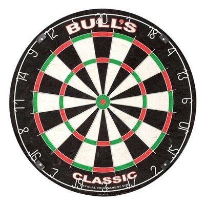 Bull's Classic sisal dartbord