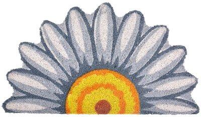 Esschert Design Madelief kokosmat met print