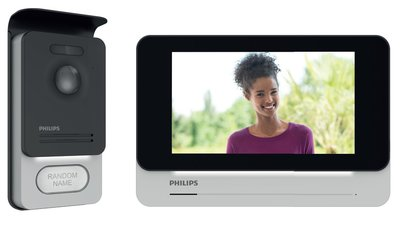 Philips WelcomeEye Touch intercom met camera