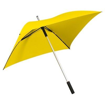 Falcone All Square vierkante paraplu geel