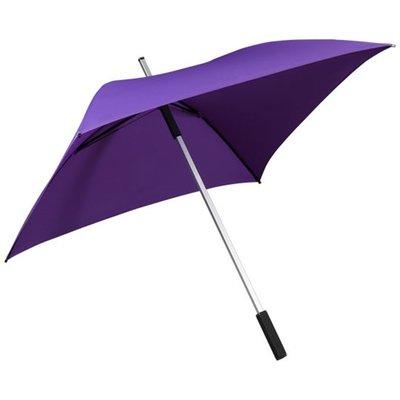 Falcone All Square vierkante paraplu paars