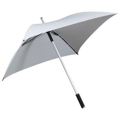 Falcone All Square vierkante paraplu wit