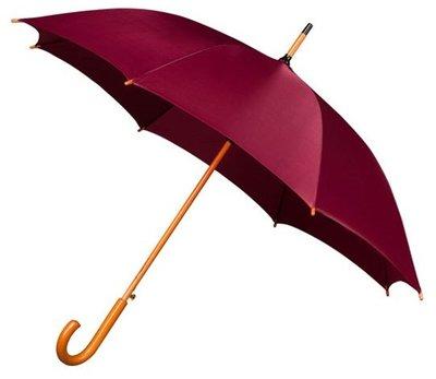 Falcone Deluxe paraplu bordeaux