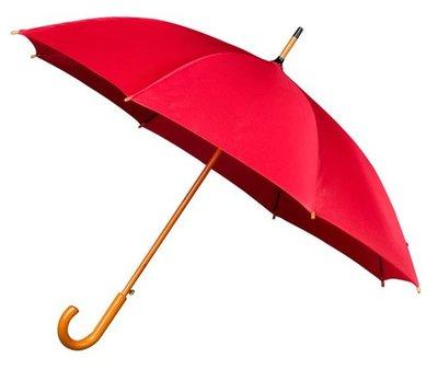 Falcone Deluxe paraplu framboos