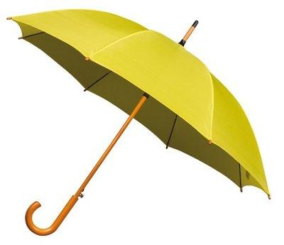Falcone Deluxe paraplu geel