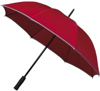 Falcone Reflect golfparaplu rood