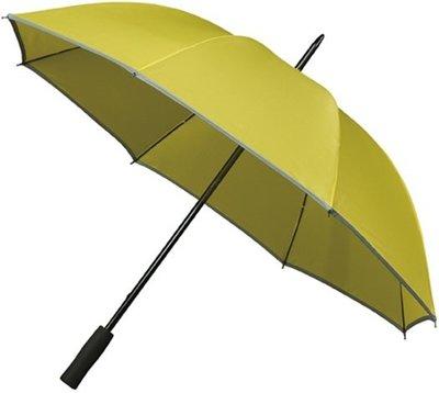 Falcone Reflect golfparaplu geel