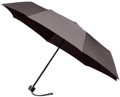 miniMAX windproof opvouwbare paraplu grijs