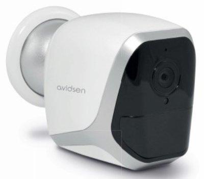 Avidsen 123985 720p battery IP-camera