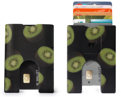 Fruity Wallet Kiwis