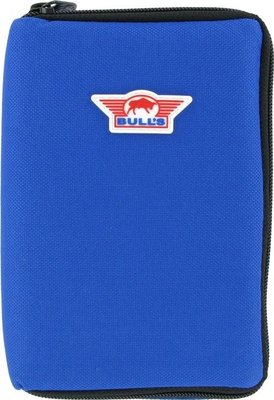 Bull's The Pak - Nylon Fabric Blue wallet