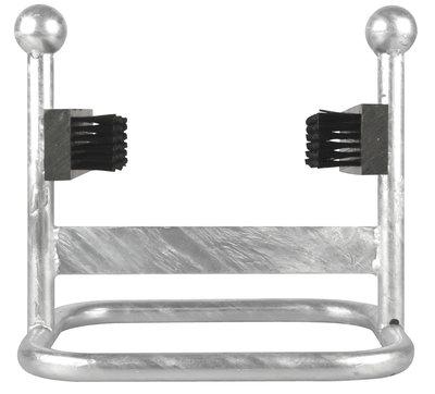 Esschert Design Schoenschraper klein met borstel