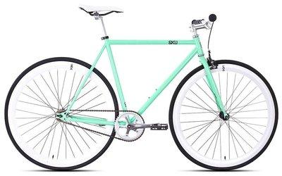 6KU Milan1 58 cm fixed gear bike
