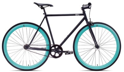 6KU Beach Bum 58 cm fixed gear bike