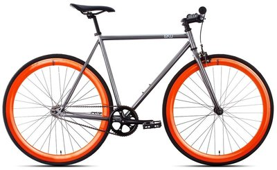 6KU Barcelona 58 cm fixed gear bike