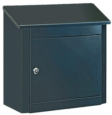 Rottner Tresor Turin zwart brievenbus