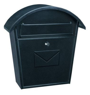 Rottner Tresor Jesolo zwart brievenbus