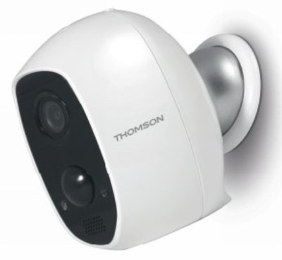 Thomson 512503 1080p battery IP-camera