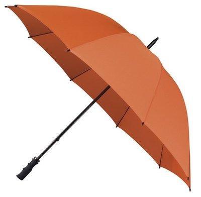 Falcone windproof golfparaplu oranje