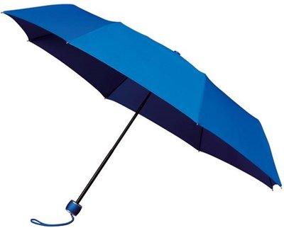 miniMAX windproof opvouwbare paraplu blauw