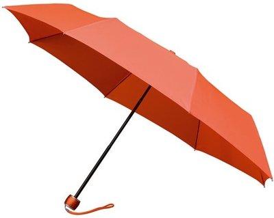 miniMAX windproof opvouwbare paraplu oranje