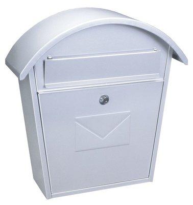 Rottner Tresor Jesolo wit brievenbus