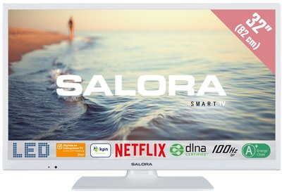 Salora LED 5000 serie 32 inch tv wit