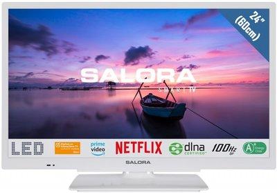 Salora Full HD 6500 serie 24 inch tv wit