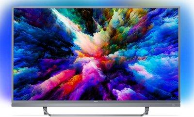 Philips Ultra HD PUS7503 49 inch tv zilver
