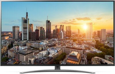 LG LED NanoCell Ultra HD 75 inch tv