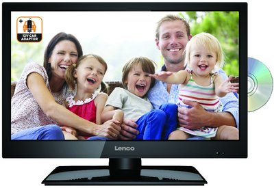 Lenco Full HD LED DVL-1962 19 inch tv