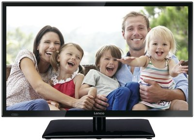 Lenco Full HD LED DVL-2422 24 inch tv