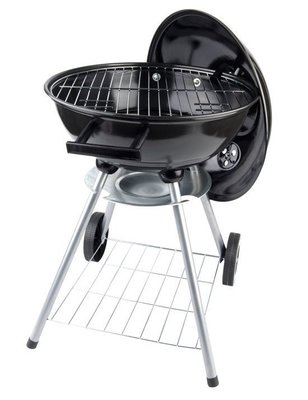 "BBQ Collection Queensize 18"" houtskool barbecue"