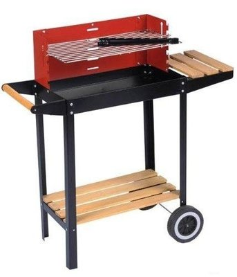BBQ Collection Transporter houtskool barbecue