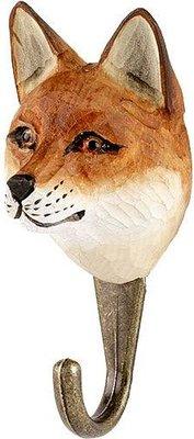 Wildlife Garden Kapstok Vos uit hout