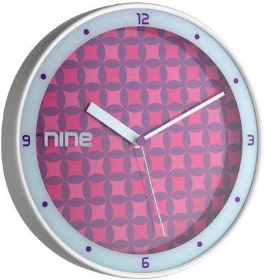 TFA Nine 30.5 cm klok