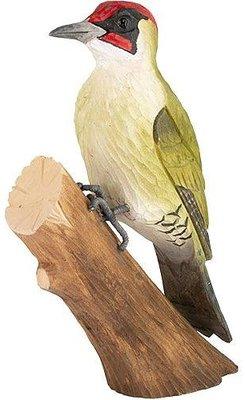 Wildlife Garden Groene Specht uit hout