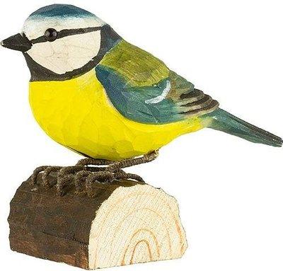 Wildlife Garden Pimpelmees uit hout