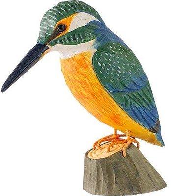 Wildlife Garden Ijsvogel uit hout