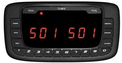 Dartsmate Chalkie elektronisch scorebord