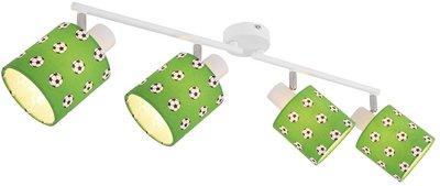 Globo Lemmi football four lamp holders hanglamp