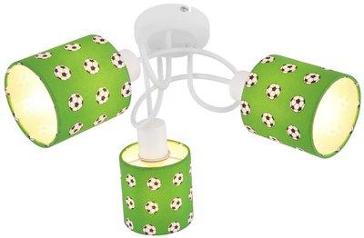Globo Lemmi football three lamp holders hanglamp