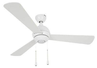 productfoto van de Beacon Bordono wit plafondventilator 122 cm